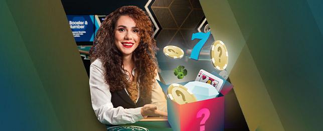 Kami memiliki hadiah £ 10.000 untuk dibagikan: Mainkan Kotak Misteri
