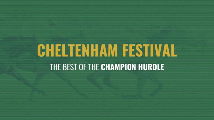 10 of the best Champion Hurdle winners at Cheltenham Festival