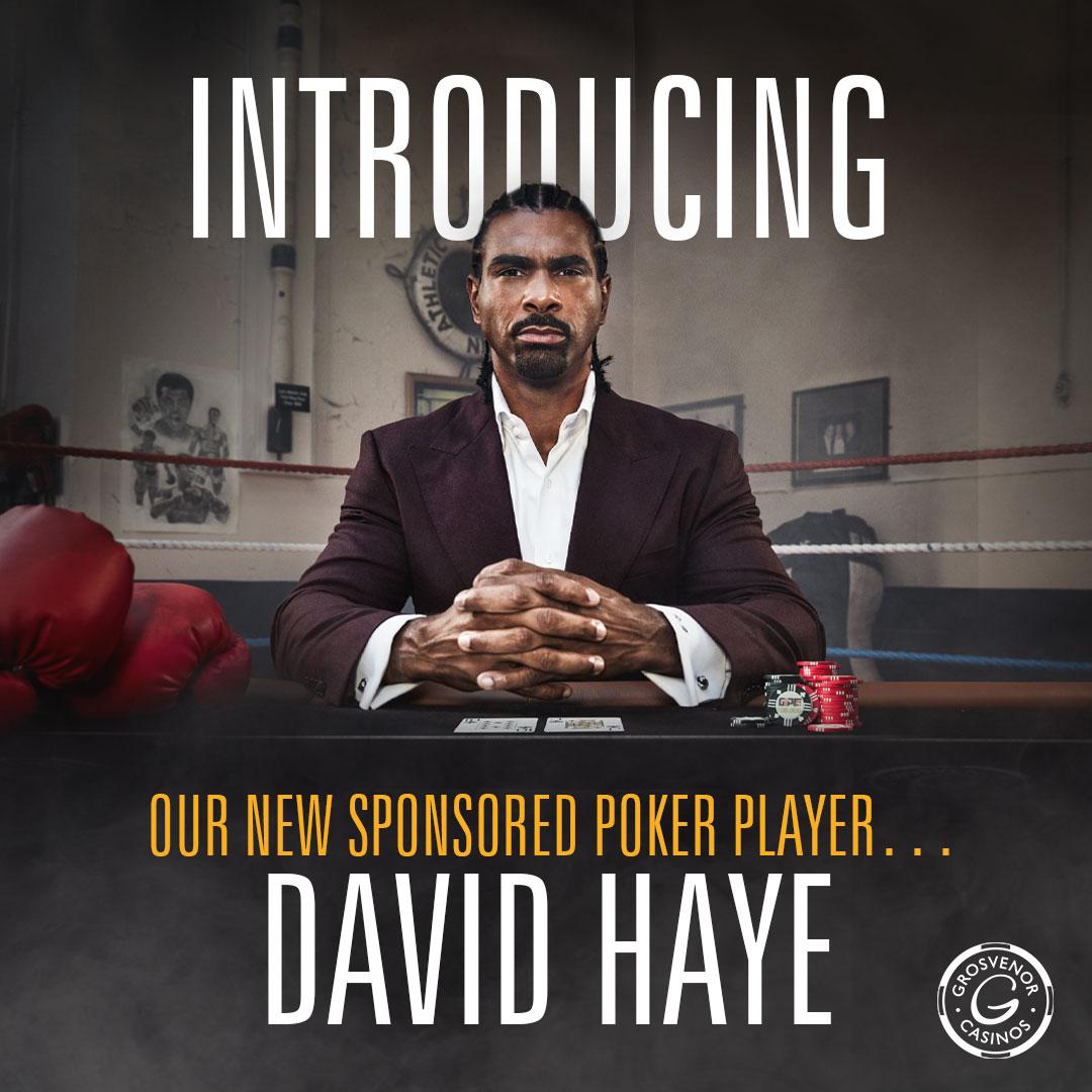 Pro yang disponsori oleh Grosvenor Poker Baru