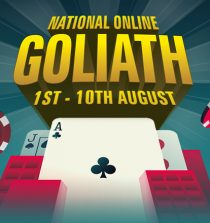 Goliath 2020: Itu A Wrap!