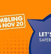 Ini Minggu Perjudian yang Lebih Aman. Bergabunglah dengan kami untuk percakapan antara tanggal 19 - 25 November