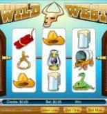 3 reel slot machine Wild West