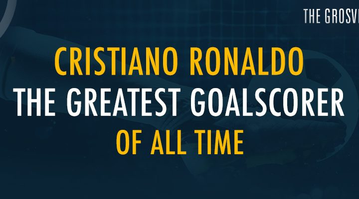Cristiano Ronaldo: the greatest goalscorer of all time
