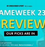 Million Pound Picks Gameweek 23: Premier League Preview