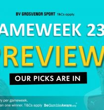 Million Pound Picks Gameweek 23: Premier League Preview
